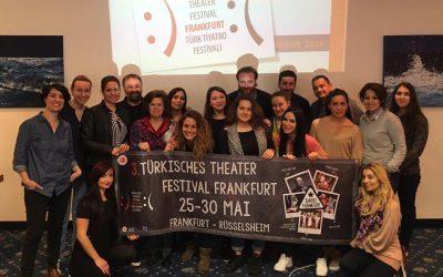 4.Frankfurt Türk Tiyatro Festivali