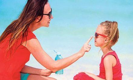 Güneş koruyucunuzu bilinçli seçin!
