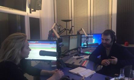 Aylin Coşkun Metropol FM'e konuk oldu