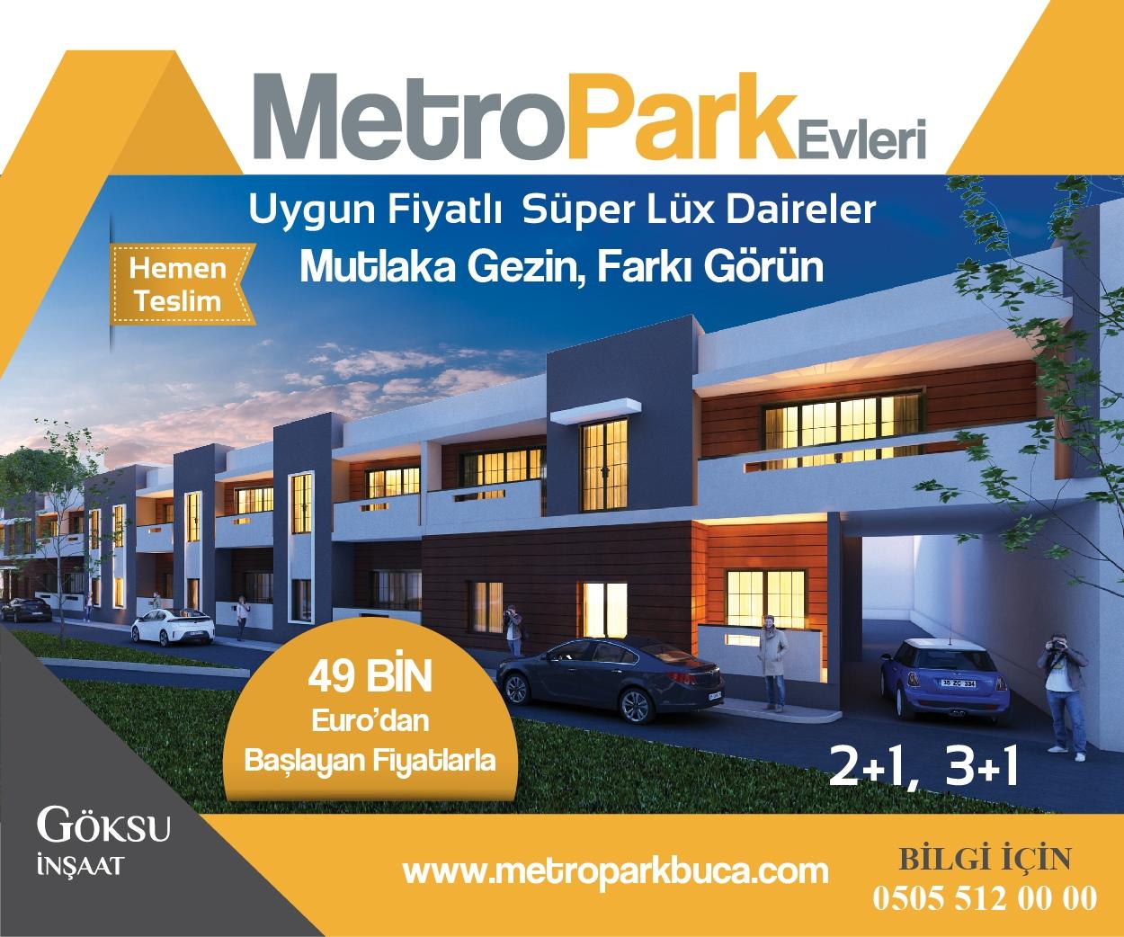 MetroPark Evleri