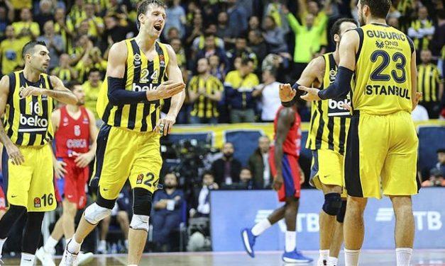 Fenerbahçe Beko'nun galibiyetine Avrupa basınından büyük ilgi