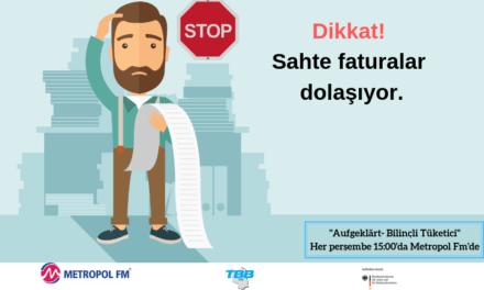 """""""Aufgeklärt – Bilinçli Tüketici""""de Borç Tahsil Büroları (İnkasso)"""