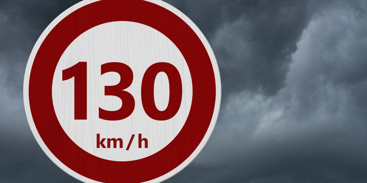 Almanya'da otobanlara 130 km hız sınırı gelmiyor