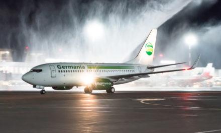 Germania Havayolları iflasını istedi
