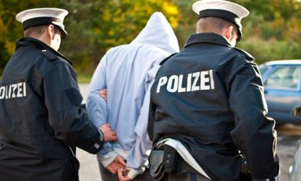 Almanya'da Terör Şüphesiyle Aşırı Dinci İki Kişi Gözaltına Alındı.