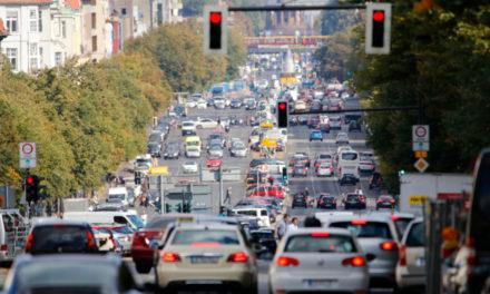 Yollarda en fazla zaman geçirenler Berlinliler