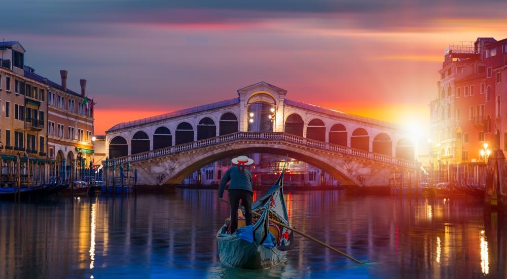 Venediğe Giriş 3 Euro