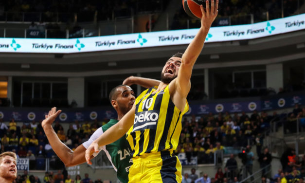 Fenerbahçe Beko, Türkiye Kupası'nın sahibi oldu