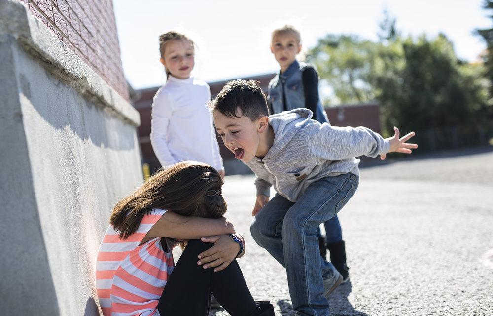 Öğrencilere okullarda mobbing uygulaniyor