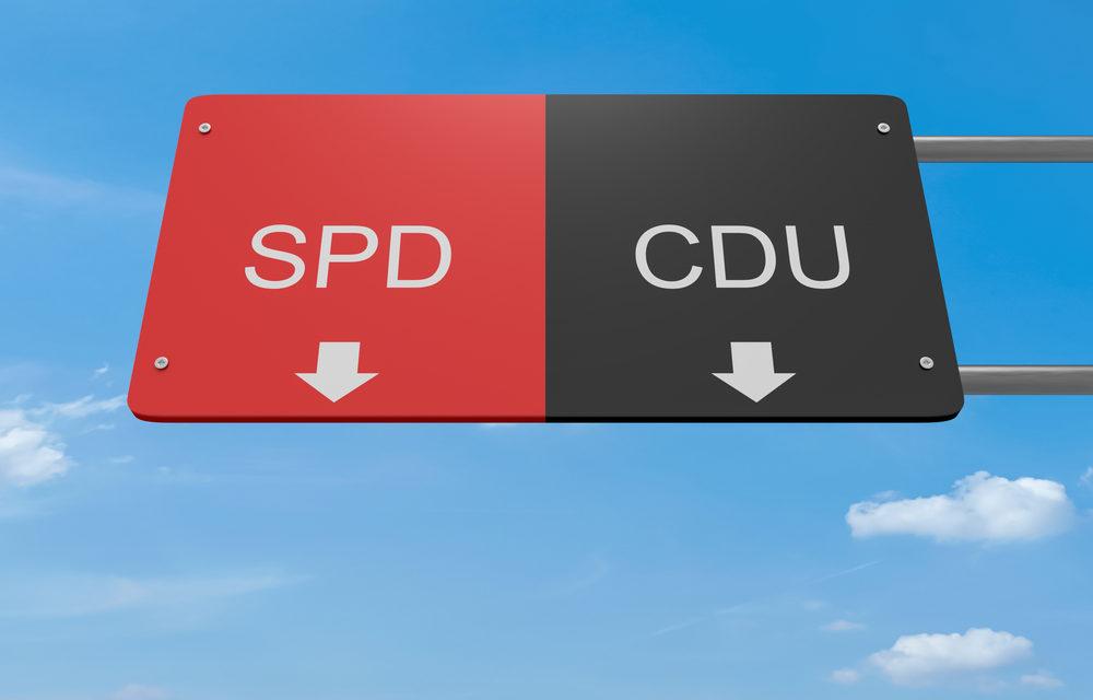 Koalisyon Ortakları SPD ile CDU Arasında Politikalar Farklılaştı