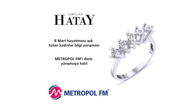 Metropol FM'de 8 Mart Kadınlar Günü'nde Berlin'de Büyük Yarışma