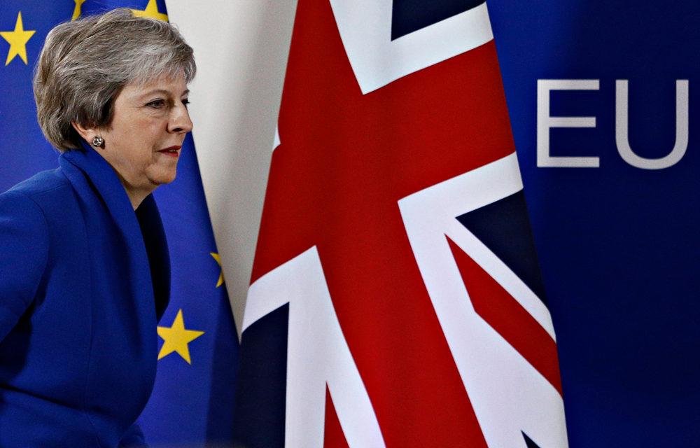 İngiliz Parlamentosu Brexit Anlaşmasını Yine Reddetti