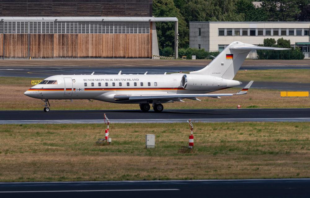 Alman Hükümeti'nin Uçağı Yine Bozuldu