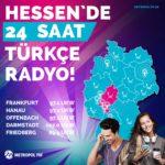 Metropol FM ist jetzt auch in Hessen!