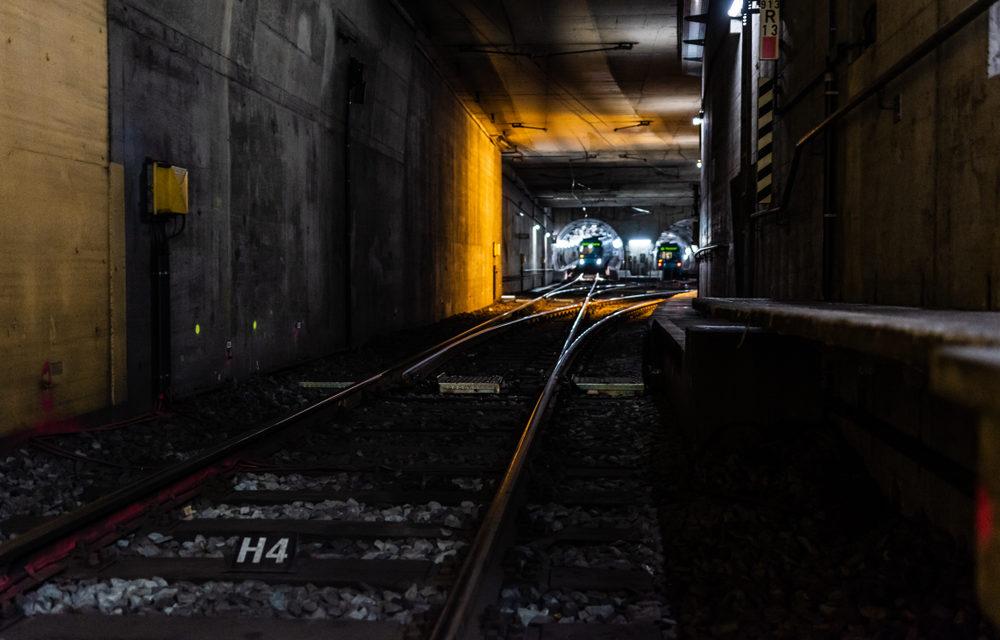 Frankfurt'ta yeni metro için tünel kazısı başladı