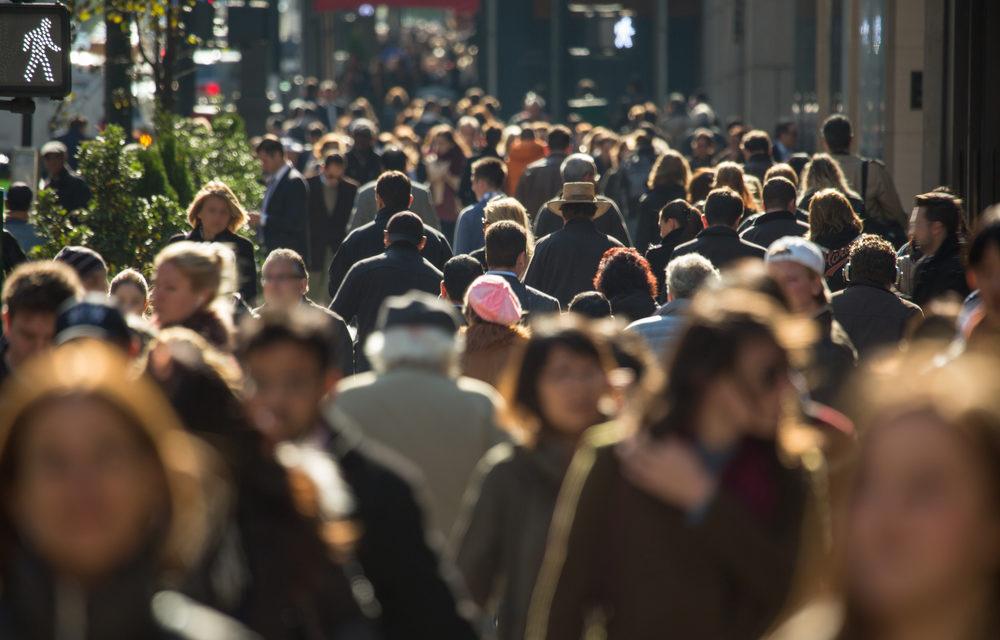 Almanya'da nüfusun dörtte biri göçmen kökenli