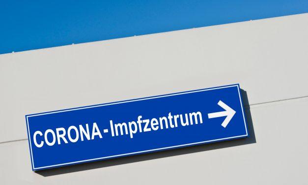 Berlin de aşı merkezlerinin hazırlıkları sürüyor!