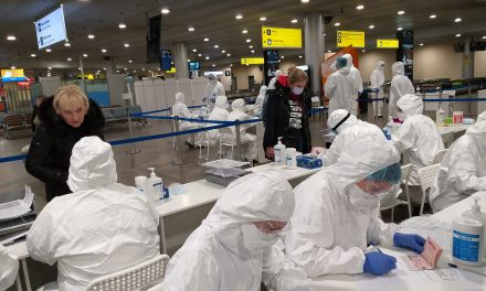 Frankfurt havalimanında test merkezi açıldı !