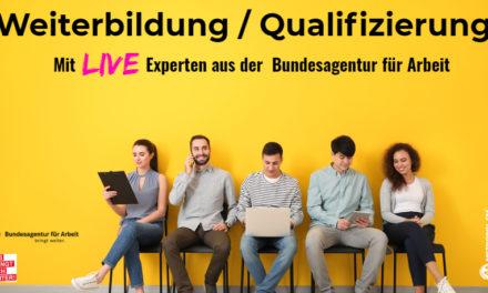Bundesagentur für Arbeit / Das Bringt mich weiter – WEITERBILDUNG & QUALIFIKATION