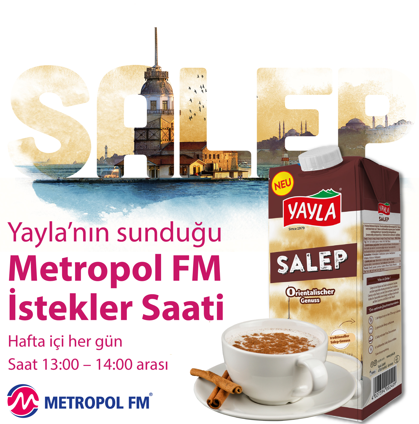 Metropol FM İstekler Saatİ