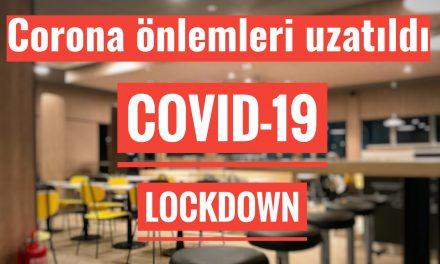 Almanya´da COVID-19 önlemleri uzatıldı – Korona önlemleri ağırlaştırıldı