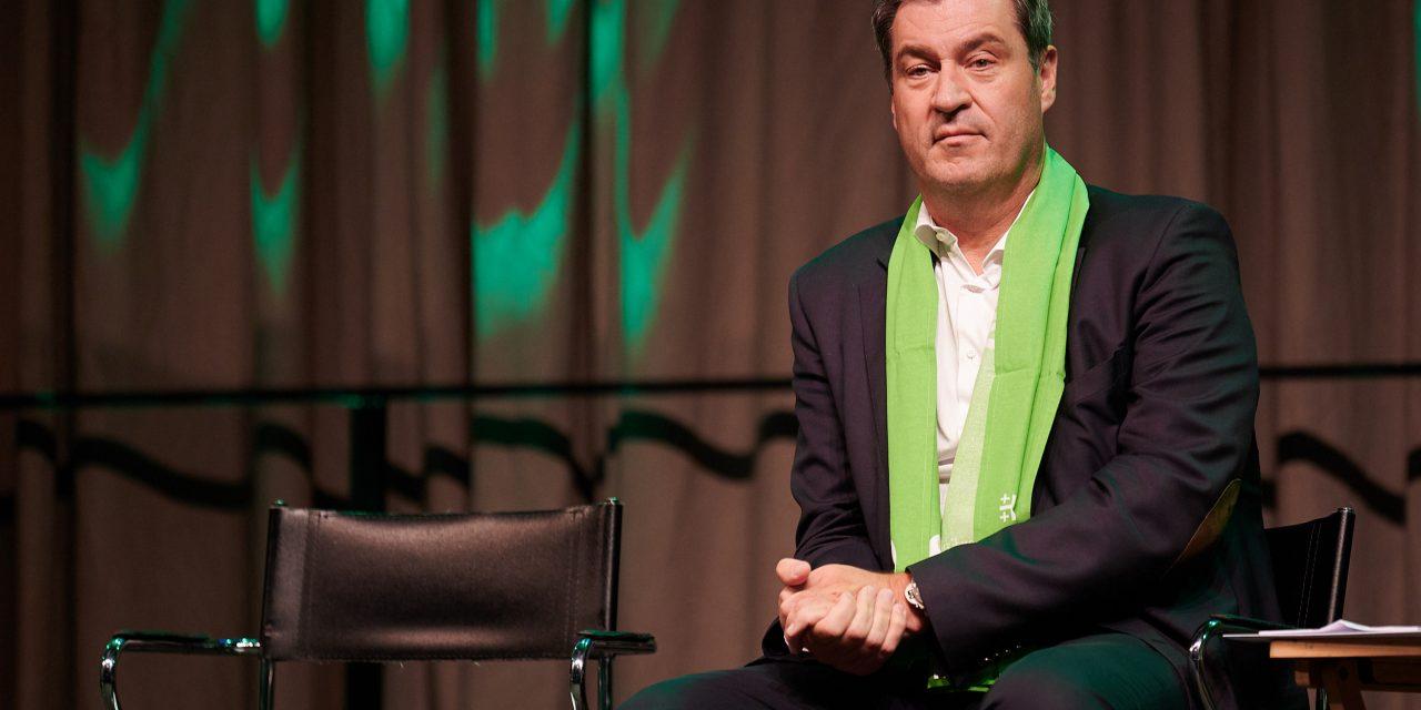 Büyük Aşı tartışması!  Bavyera Eyaleti Başbakanı Markus Söder sağlık çalışanlarına aşı zorunluluğu istiyor.