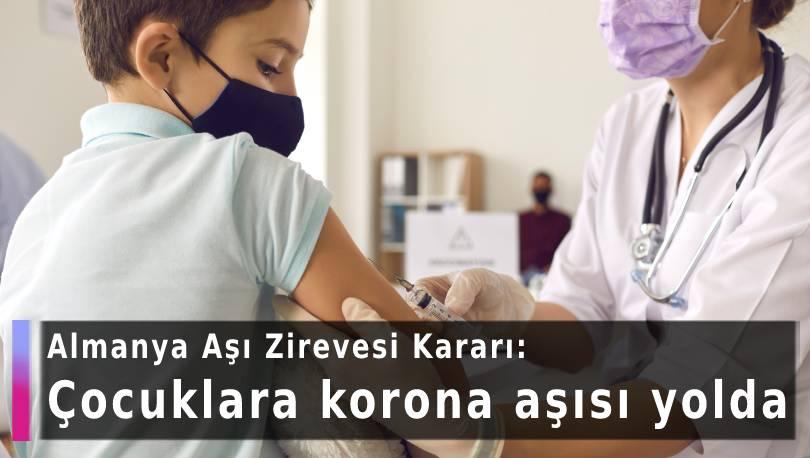 Çocuk ve gençlere korona aşısı için plan yapıldı
