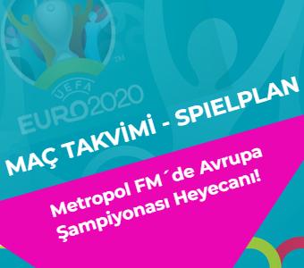 METROPOL FM EURO 2020 HEYECANI!