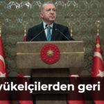 Batılı 10 Büyükelçinin Osman Kavala çıkışına tepkilere ilişkin ABD Büyükelçiliği'nden açıklama geldi