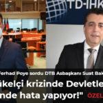 Cumhurbaşkanı ve AKP Genel Başkanı Erdoğan, Osman Kavala'nın bırakılması için çağrı yapan 10 ülke büyükelçisinin istenmeyen adam ilan edilmeleri için Dışişleri Bakanlığı'na talimat verdiğini söylemesinin yankıları uluslararası kamuoyunda geniş yer bulmaya devam ediyor
